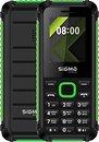 Фото Sigma Mobile X-style 18 Track Black-Green