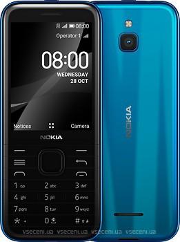 Фото Nokia 8000 Dual Sim Topaz Blue