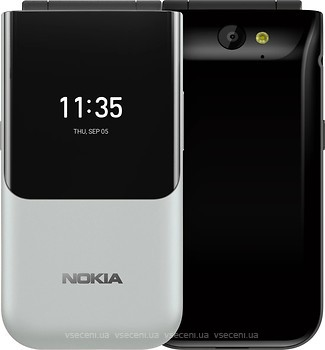 Фото Nokia 2720 Flip Gray Dual Sim