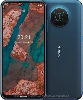 Фото Nokia X20 6/128Gb Scandinavian Blue