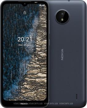 Фото Nokia C20 2/32Gb Dark Blue