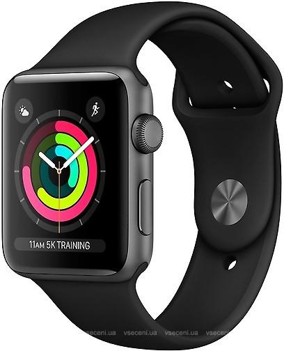 Apple Watch Series 3 (MQL12) - цены в Харькове. Купить в магазинах города 0a61899b37831