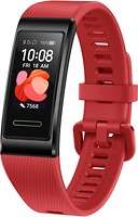 Фото Huawei Band 4 Pro Cinnabar Red