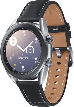 Фото Samsung Galaxy Watch 3 41mm Silver (SM-R850NZSASEK)