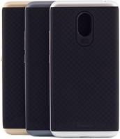 iPaky Meizu M6 Note Carbon TPU+Bumper Grey