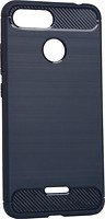 Фото BeCover Carbon Series Xiaomi Redmi 6 Deep Blue (702461)