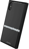 Фото BeCover WK Cara Case for Apple iPhone 7 Plus/8 Plus Black (703057)