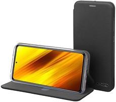 Фото BeCover Exclusive Xiaomi Poco X3/Poco X3 Pro Black (705747)