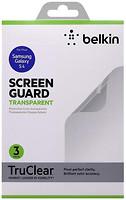 Belkin Galaxy S4 Screen Overlay Clear 3in1 (F8M596vf3)