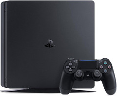 Фото Sony PlayStation 4 Slim 1000 GB