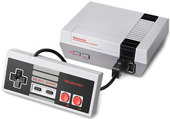 Фото Nintendo Classic Mini: Nintendo Entertainment System