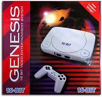 Фото Sega Genesis 16-bit