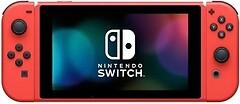 Фото Nintendo Switch V2 Mario Red & Blue Edition