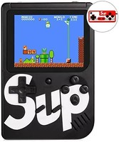 Фото Dendy Sup Retro Game Box with Controller 400 in 1 Black