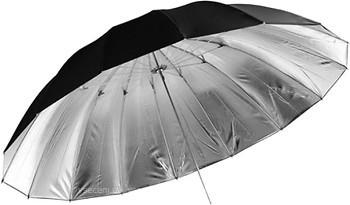 Фото Jinbei Umbrella AU 100 см черный/серебристый