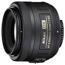 Фото Nikon 35mm f/1.8G AF-S DX Nikkor