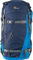 Фото Lowepro Powder Backpack 500 AW Midnight Blue/Horizon Blue