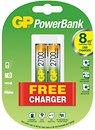 Фото GP Batteries PowerBank U211 (270AAHCWA12F-UE2)