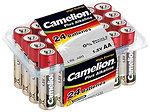Фото Camelion AA Alkaline 24 шт Plus Alkaline (LR6-PB24)