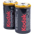 Фото Kodak D Zinc-Carbon 2 шт Extra Heavy Duty (30953352)