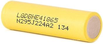 LG 18650 2500mAh Li-ion 1 шт (18650HE4)