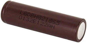 LG 18650 3000mAh Li-ion 1 шт (LGDBHG21865)