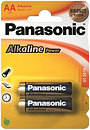Фото Panasonic AA Alkaline 2 шт Alkaline Power (LR6REB/2BP)