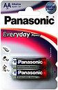 Фото Panasonic AA Alkaline 2 шт Everyday Power (LR6REE/2BR)