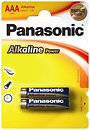 Фото Panasonic AAA Alkaline 2 шт Alkaline Power (LR03REB/2BP)