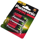 Фото Panasonic AAA Zinc-Carbon 4 шт Special (R03REL/4BP)