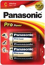Фото Panasonic C Alkaline 2 шт Pro Power (LR14XEG/2BP)