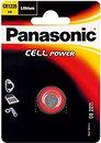 Фото Panasonic CR-1220 3B Lithium 1 шт (CR-1220EL/1B)
