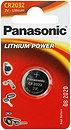 Фото Panasonic CR-2032 3B Lithium 1 шт (CR-2032EL/1B)