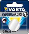 Фото Varta CR-2430 3B Lithium 1 шт (06430101401)