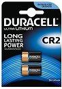 Фото Duracell CR-2 3B Lithium 2 шт (81546859)