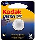 Фото Kodak CR-2016 3B Lithium 1 шт Ultra (30411555)