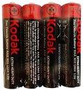 Фото Kodak AAA Zinc-Chloride 4 шт Extra Heavy Duty (30411715)