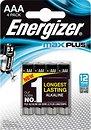 Фото Energizer AAA Alkaline 4 шт Max Plus (E301321400)