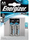 Фото Energizer AA Alkaline 2 шт Max Plus (E301323000)