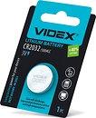 Фото Videx CR2032 3B Lithium 1 шт (24234)