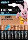 Фото Duracell AAA/LR03 Ultra Power 8 шт (5005821)
