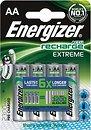 Фото Energizer AA 2300mAh LSD NiMh Recharge Extreme 4 шт