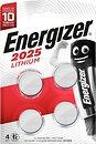 Фото Energizer CR-2032 3B Lithium 4 шт (E300830102)