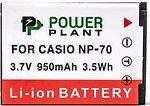 Фото PowerPlant Casio NP-70 (DV00DV1241)