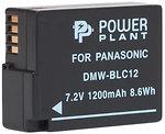 Фото PowerPlant Panasonic DMW-BLC12, DMW-GH2 (DV00DV1297)