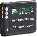 Фото PowerPlant Sanyo DB-L80, D-Li88 (DV00DV1289)