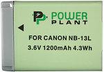 Фото PowerPlant Canon NB-13L (DV00DV1403)
