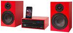 Фото Pro-Ject Set Micro Hi-Fi System Black/Red