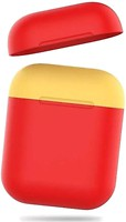 Фото Ahastyle Silicone Duo Case Red/Yellow (AHA-01380-RRY)