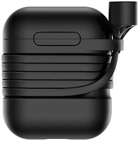 Фото Baseus AirPods Silicone Case Black